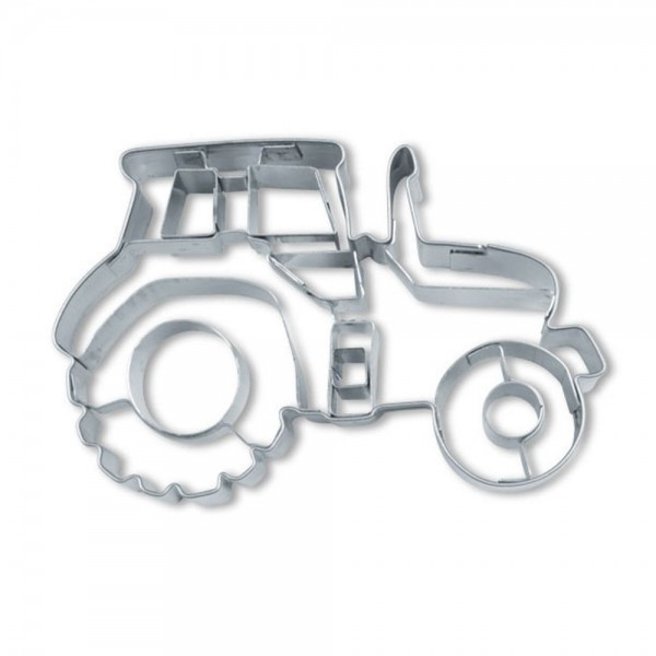 Prägeausstecher Traktor ca. 7,5 cm