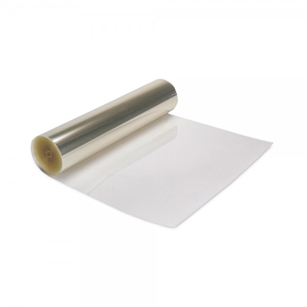 Torten - Randfolie Kunstoff Transparent 20cm x 10cm