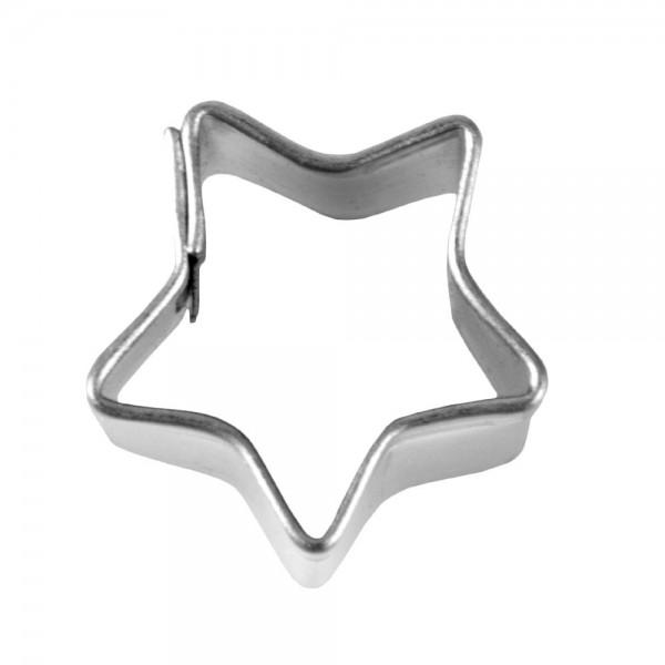 Ausstecher Stern ca. 1,5 cm klein