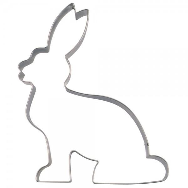 Ausstecher Hase ca. 6,5 cm sitzend