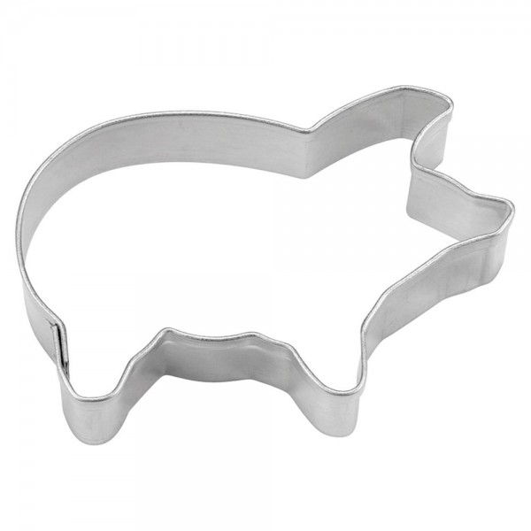 Ausstecher Schwein ca. 4 cm