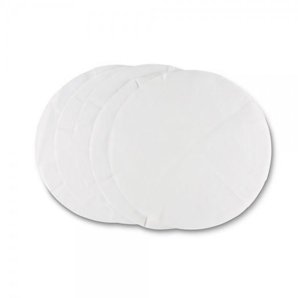 Backpapier ca. ø 37 cm Weiß Rund 10 Stück