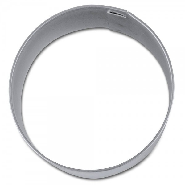 Ausstecher Petit Fours Kreis ca. 4 cm / H 3 cm