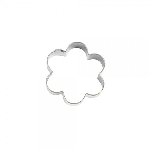 Ausstecher Blume ca. 4 cm