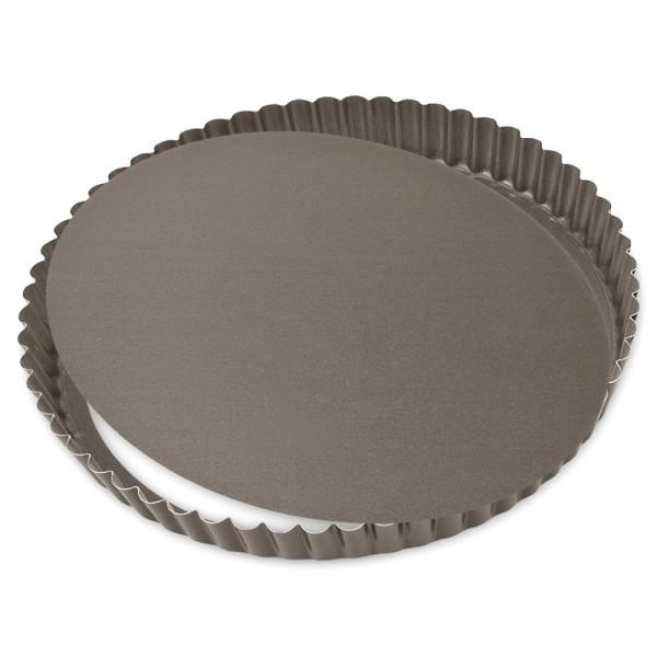 Backform Perfect Tarteform mit Hebeboden ca. ø 20 x 3 cm Rund 700 ml