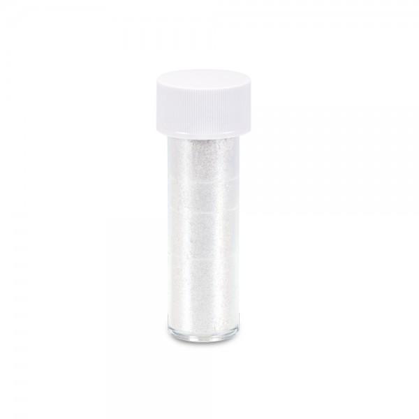 Speisefarbe Kristallpulver Schneeweiß 2 g