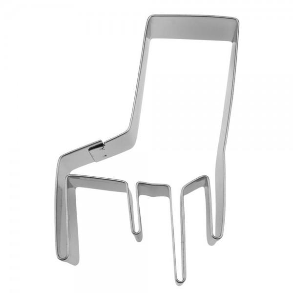 Ausstecher Stuhl ca. 8 cm