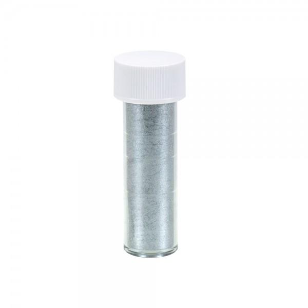 Speisefarbe Kristallpulver Silber 2 g