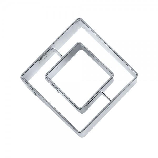 Prägeausstecher Vorfahrtschild ca. 4,5 cm