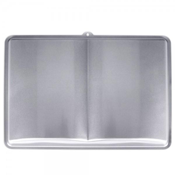 We-Love-Baking Buch ca. 35 x 24,5 x 5,5 cm Silber 4.000 ml