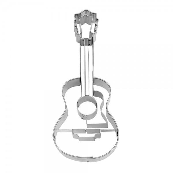 Prägeausstecher Gitarre ca. 11 cm