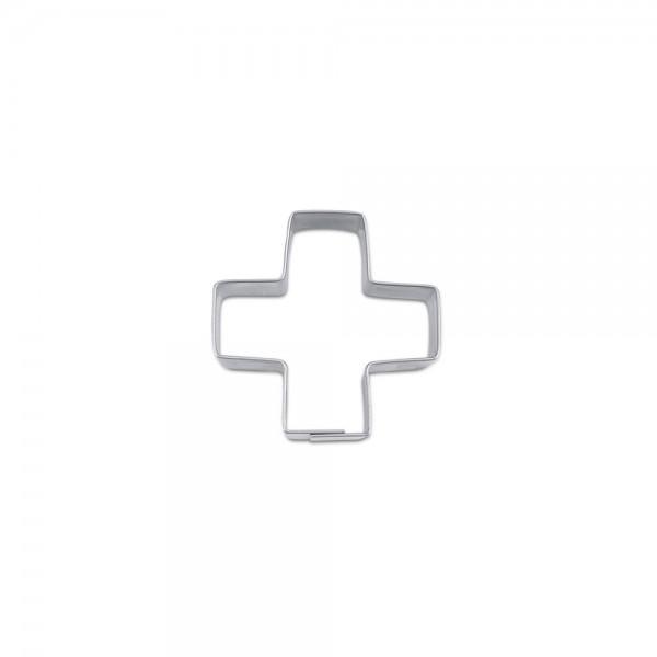 Ausstecher Kreuz / Plus ca. 4,5 cm