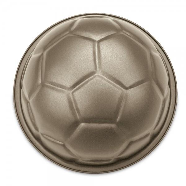 Motivbackform Pepe der Fußball ca. ø 22 / H 11 cm mit Fünfeck-Au 3.000 ml