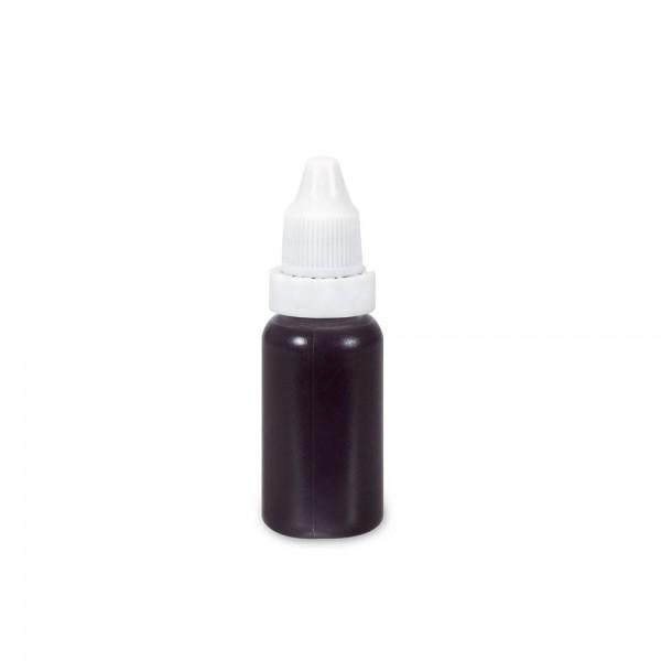 Speisefarbe Airbrush Schwarz 14 ml