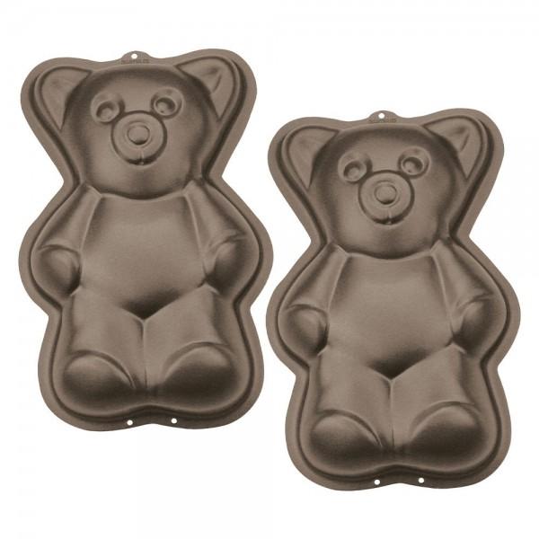 Kids Form Eddy der Teddybär ca. 7 x 11 x 3 cm Mini 2 Stück 50 ml