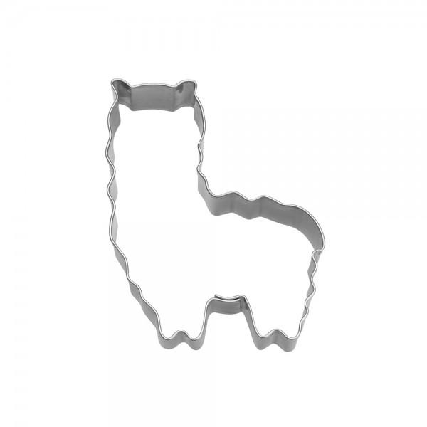 Ausstecher Alpaka ca. 8 cm
