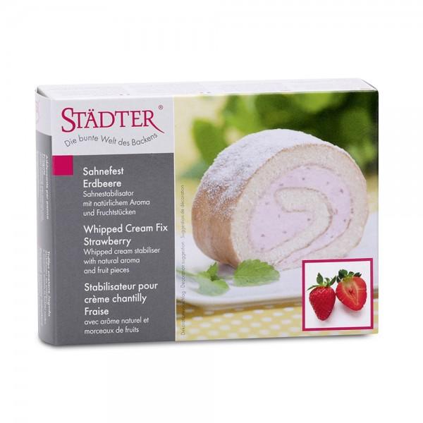 Sahnefest Erdbeere 125 g