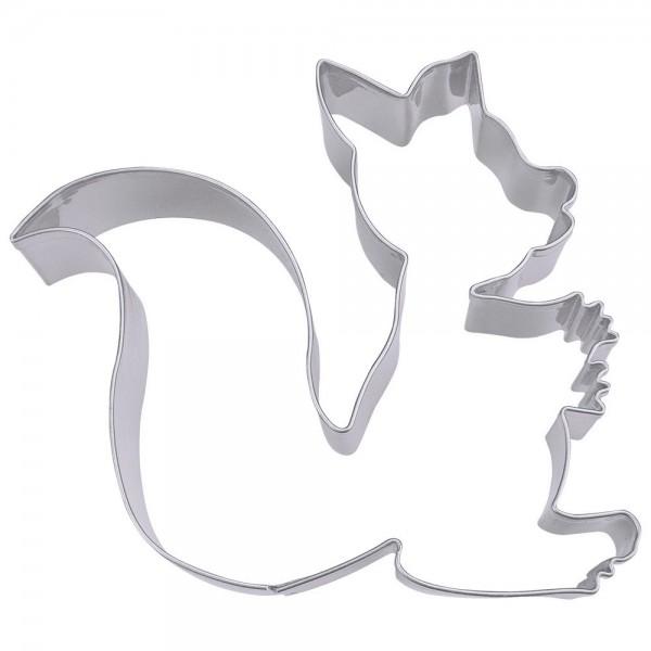 Ausstecher Eichhörnchen ca. 8 cm