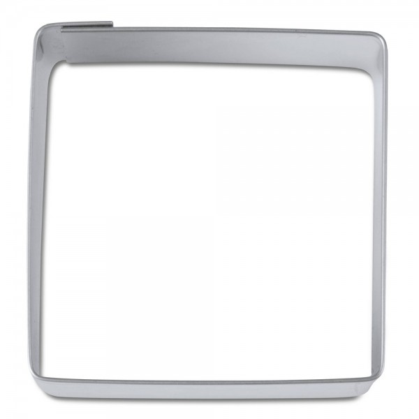 Ausstecher Petit Fours Quadrat ca. 4 x 4 cm / H 3 cm