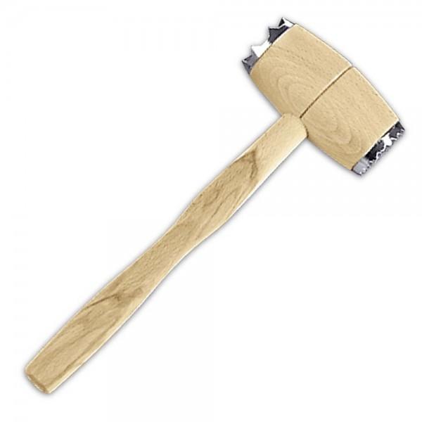 Fleischhammer ca. 29 cm mit Stahlkappen