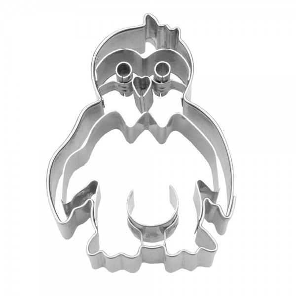 Prägeausstecher Pinguin ca. 5,5 cm