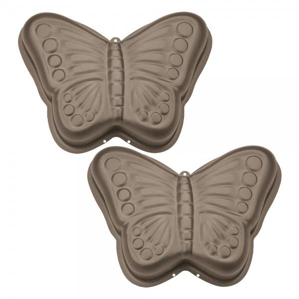 Kids Form Stella der Schmetterling ca. 8,5 x 6 x 2,5 cm Mini 2 Stück 50 ml
