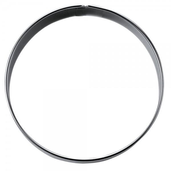 Ausstecher Ring ca. ø 1,2 cm / H 2,5 cm