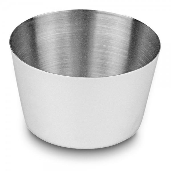 Dessertform Rund ca. ø 7,5 / 6 cm / H 4,5 cm 155 ml
