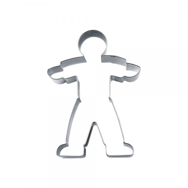 Ausstecher Junge / Boy ca. 12 cm