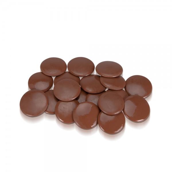 Kuvertüre Edel Vollmilch - Schokolade Drops 500 g
