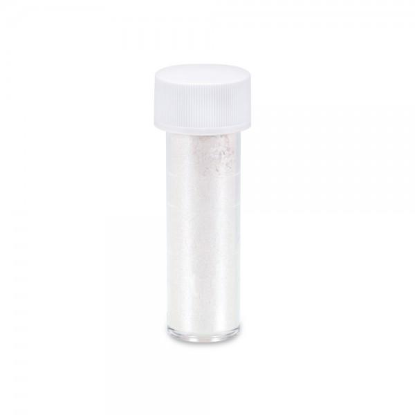 Speisefarbe Kristallpulver Perlenweiß 2 g