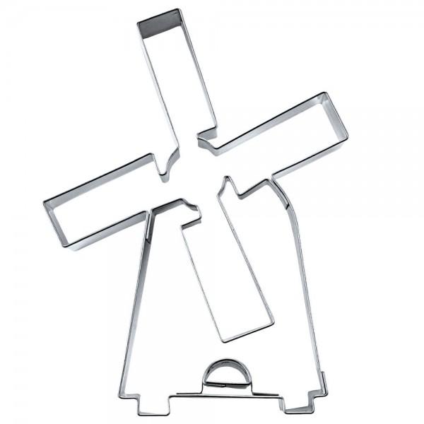 Prägeausstecher Windmühle ca. 9,5 cm