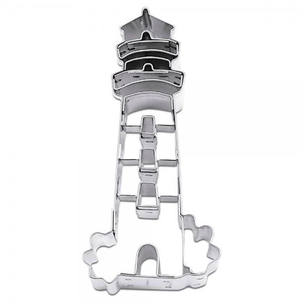 Prägeausstecher Leuchtturm ca. 10 cm