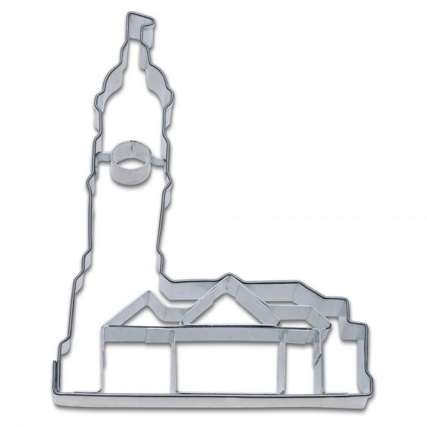 Prägeausstecher Hamburger Michel ca. 10 cm
