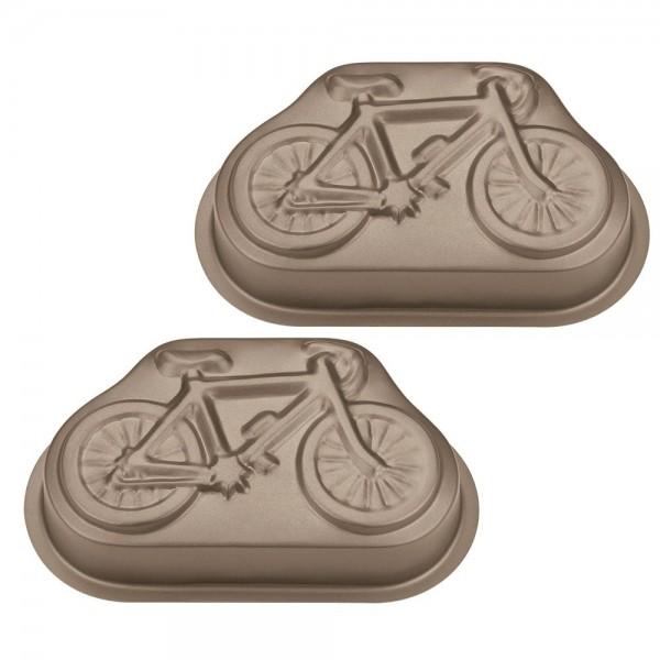 Motivbackform Resi das Rennrad ca. 10,5 x 6,5 x 3 cm Mini 2 Stück 50 ml