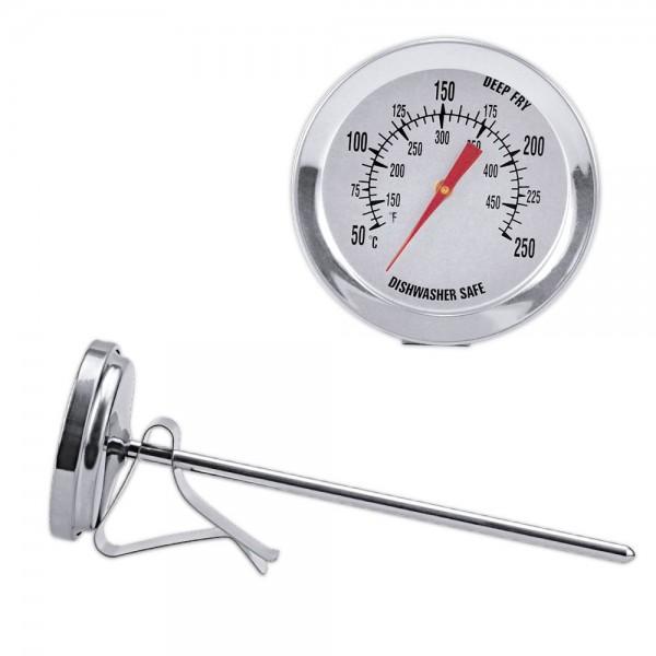 Fett- und Frittier-Thermometer ca. 14 cm