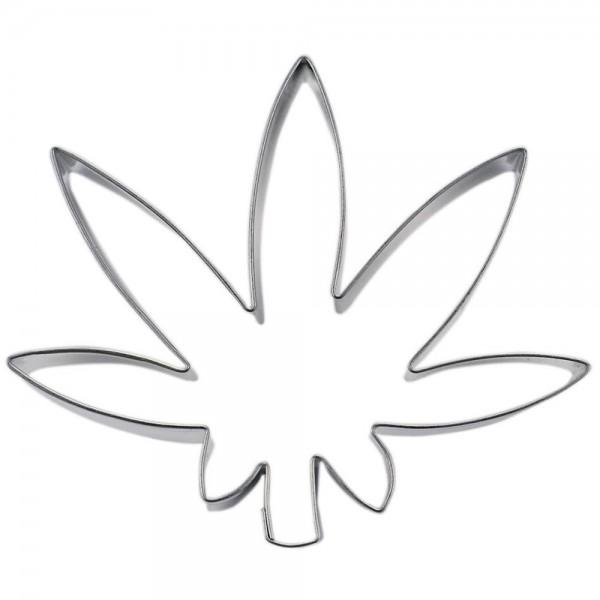 Ausstecher Wasserlilie ca. 7,5 cm