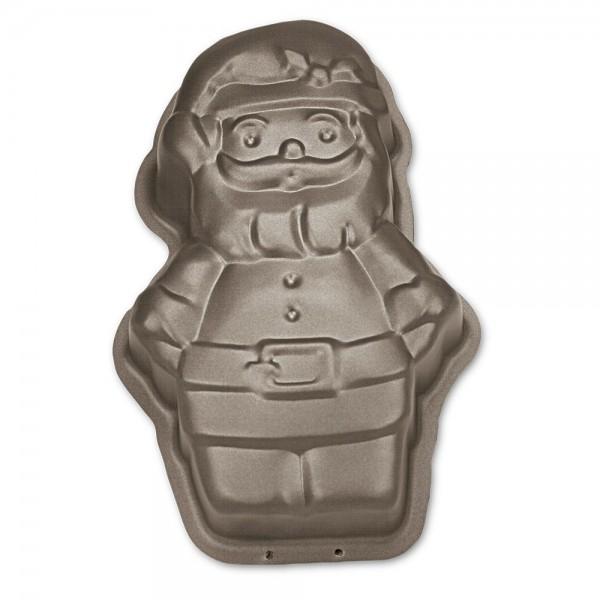 Motivbackform Weihnachtsmann ca. 17 x 27 x 6,5 cm 1.500 ml