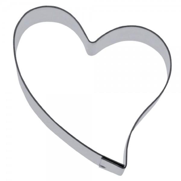 Ausstecher Herz ca. 3,5 cm