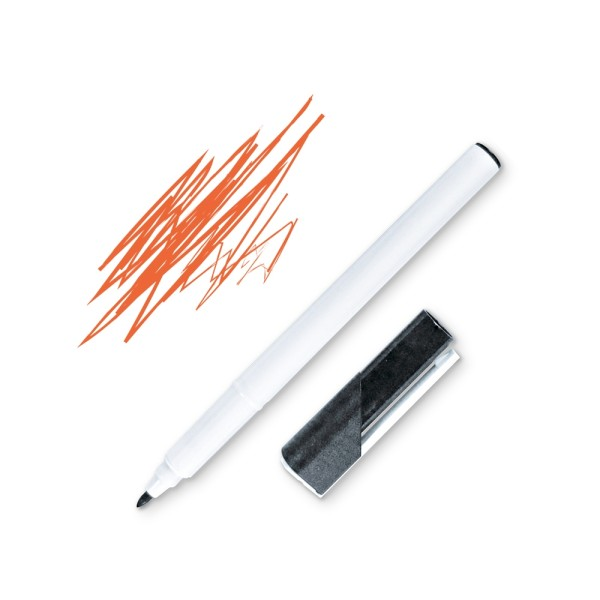 Speisefarbe Stift Orange