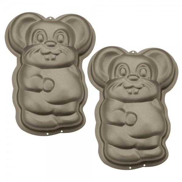 Kids Form Cheesy die Maus ca. 7,5 x 10,5 x 3 cm Mini 2 Stück 50 ml
