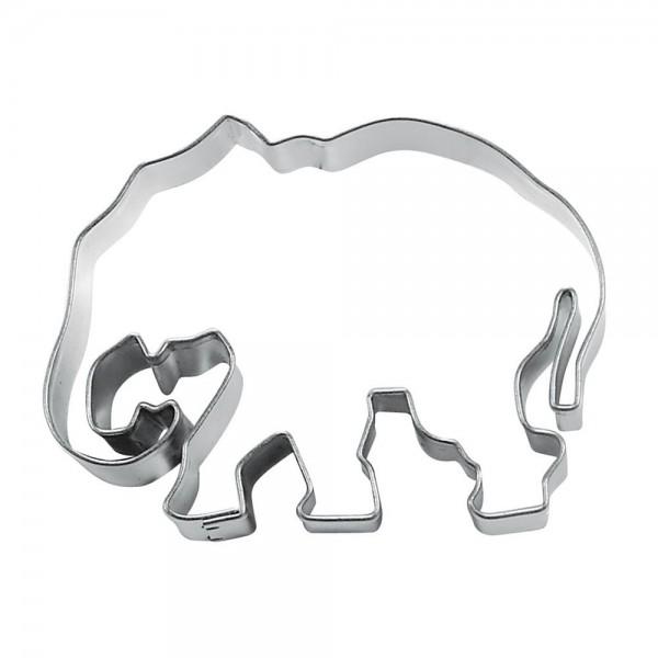 Ausstecher Elefant ca. 7 cm