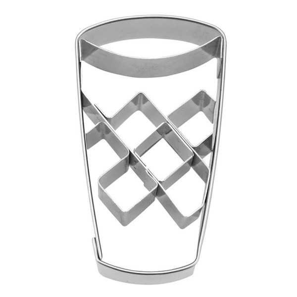 Prägeausstecher Apfelweinglas ca. 5,5 cm