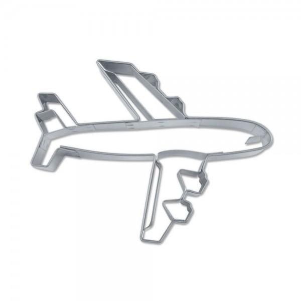 Prägeausstecher Flugzeug ca. 7,5 cm