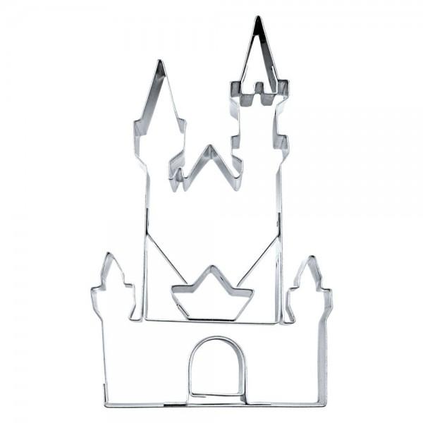 Prägeausstecher Schloss Neuschwanstein ca. 10,5 cm