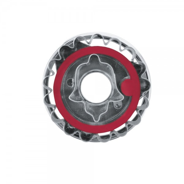 Ausstecher Linzer Glocke ca. 4,8 cm zerlegbar