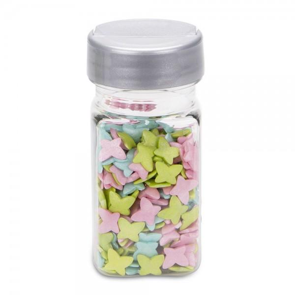 Streudekor Schmetterlinge Springtime 40 g