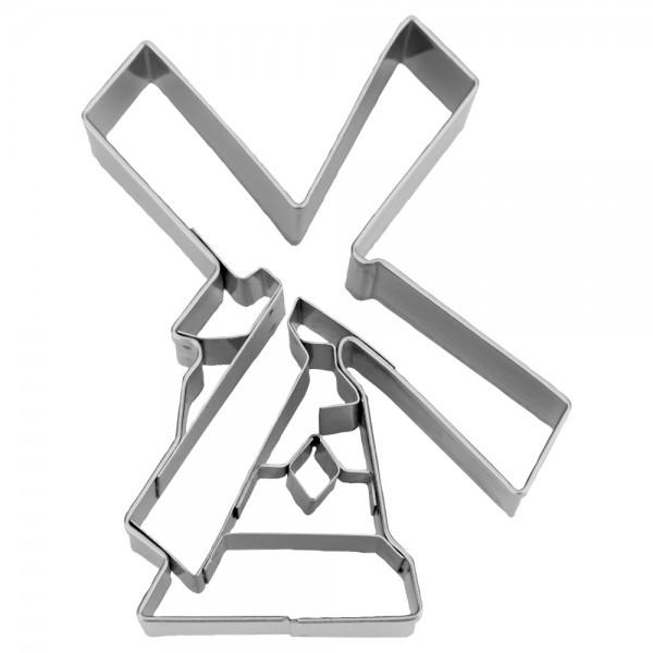 Prägeausstecher Windmühle ca. 8,5 cm
