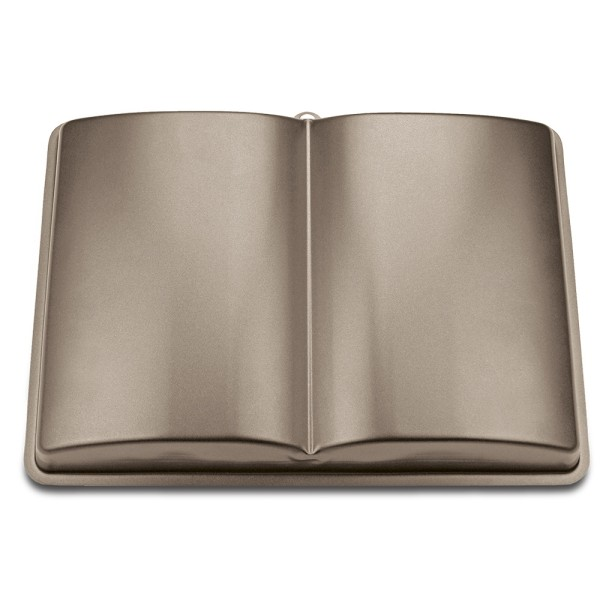 Motivbackform Buch ca. 35 x 24 x 5,5 cm 4.000 ml
