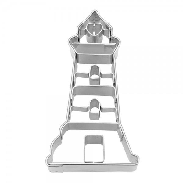 Prägeausstecher Leuchtturm ca. 6 cm